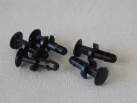 "5 x Plastic Triploc Rivets Push Fastener Diameter 1/8"" Part No. 6011364 [M11]"